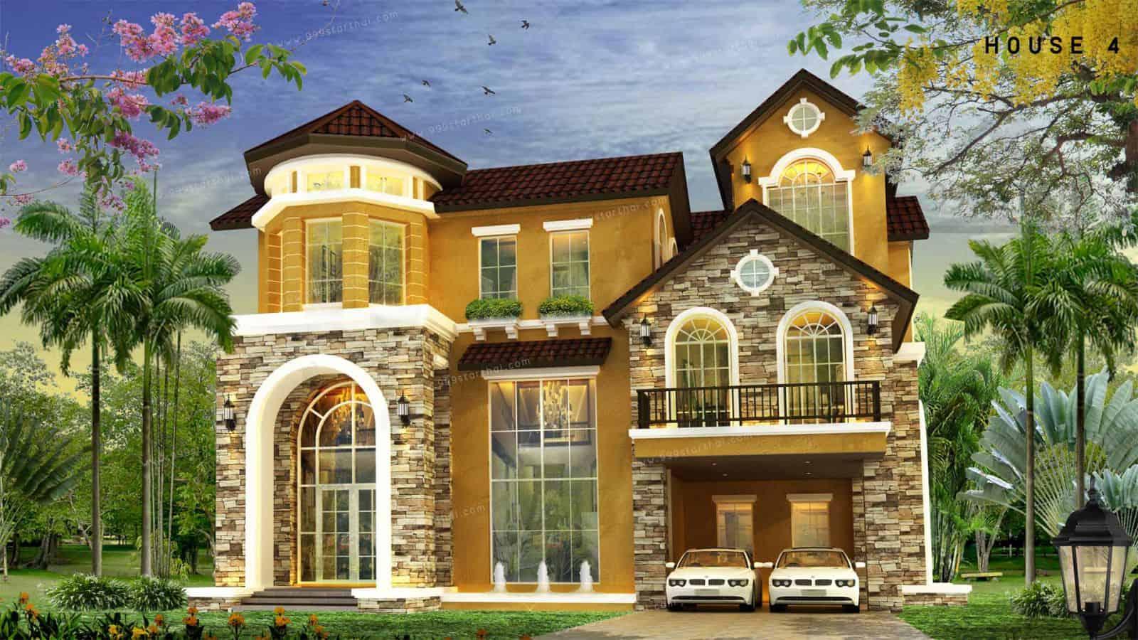 ออกแบบบ้าน-4