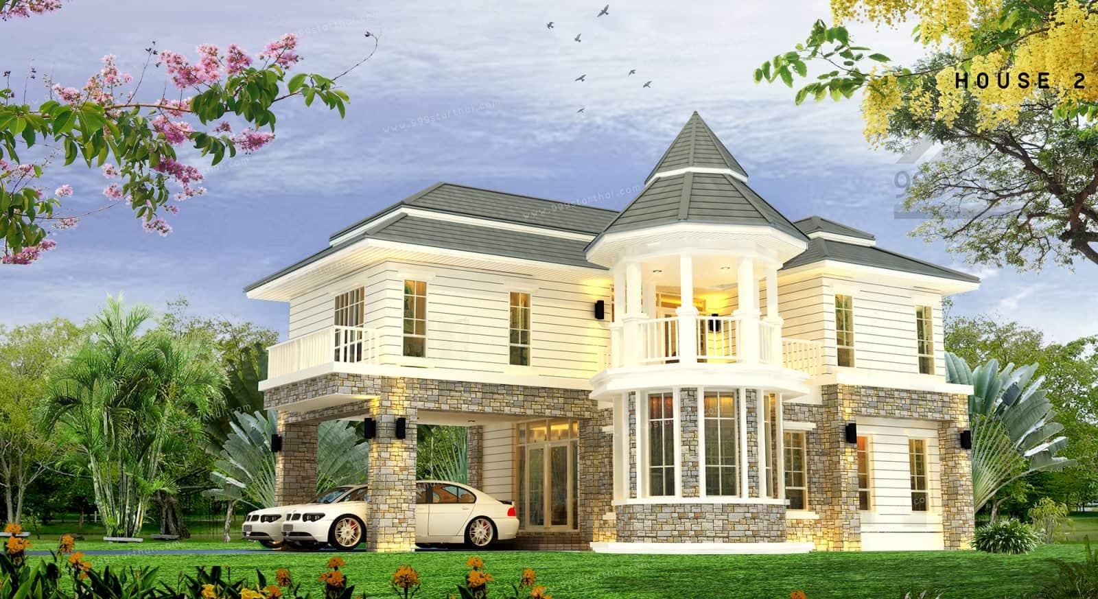 ออกแบบบ้าน-2