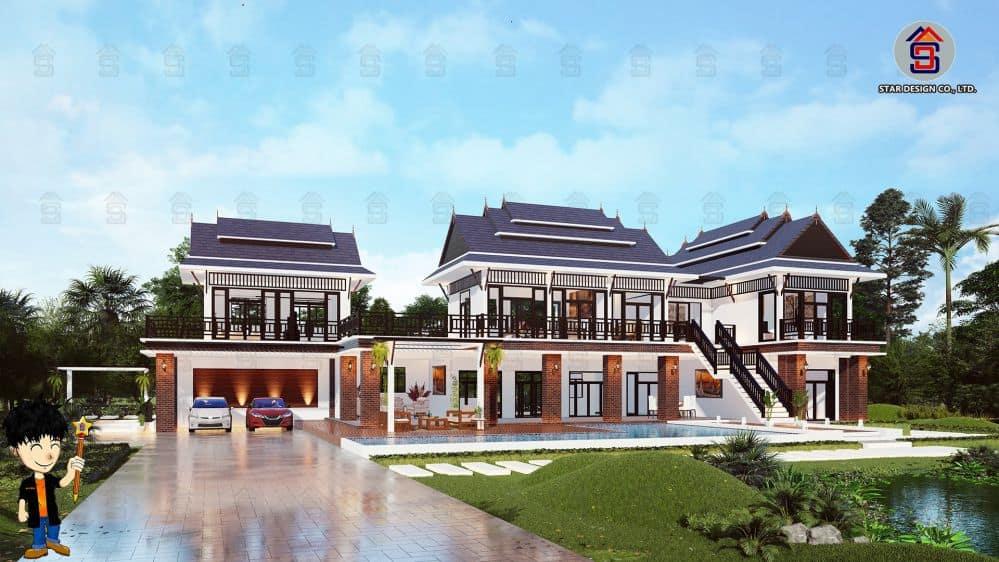 บ้านทรงไทยV1 (1) ปก