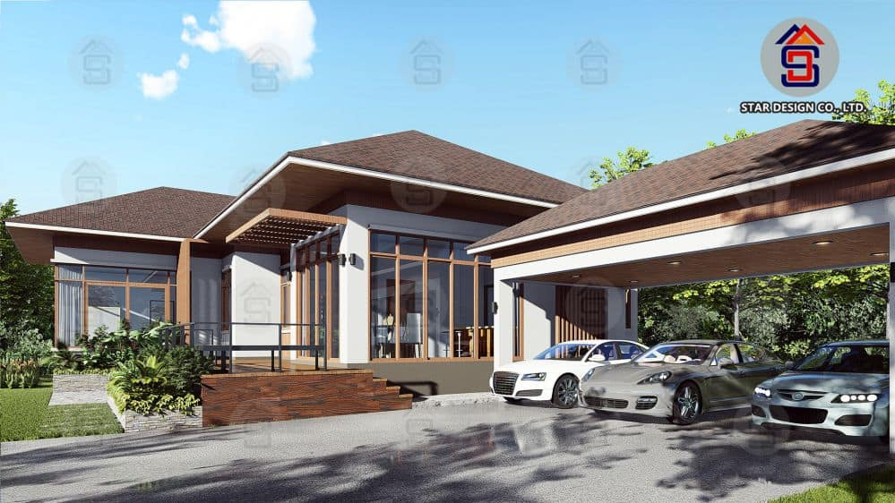 ออกแบบบ้าน นคร2 (2)