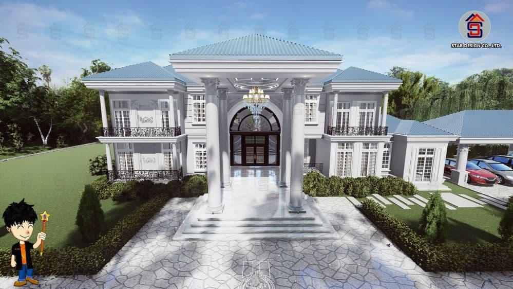 ออกแบบบ้าน 3