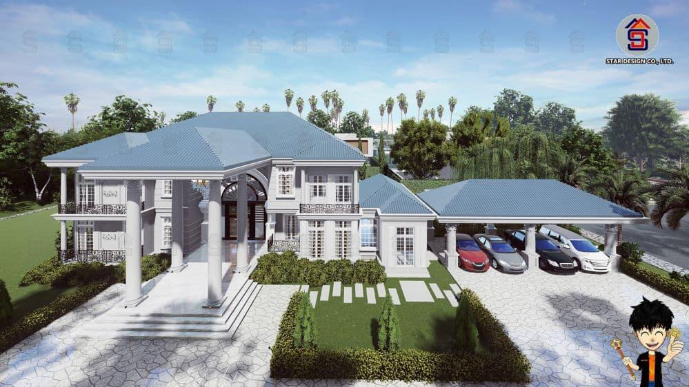 ออกแบบบ้าน 4